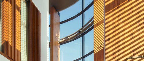 Healing environment en evidence bases design nieuwbouw medisch spectrum Twente